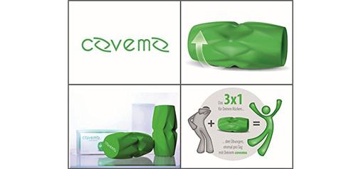 Covemo Rückentrainer für deine Wirbelsäule
