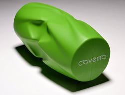 Covemo Faszienrolle für die Wirbelsäule