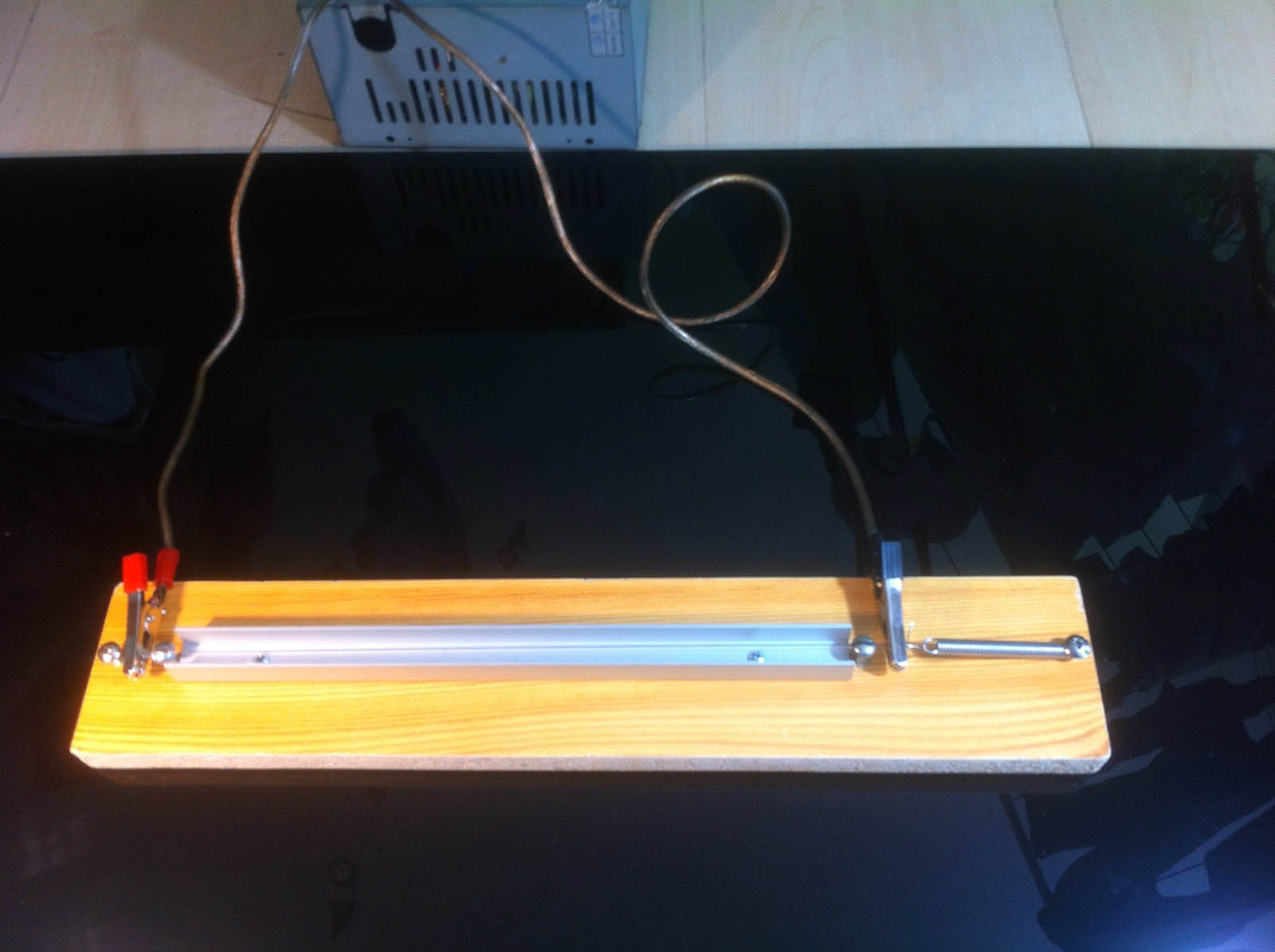 Häufig Plexiglas biegen - Acrylglas Biegemaschine Biegevorrichtung HX18